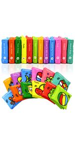 12-Pack Baby Books Set
