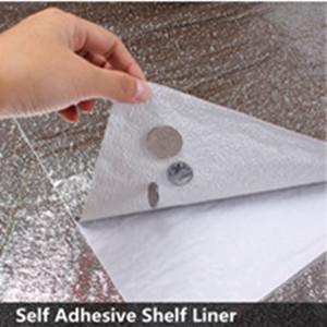 adhesive shelf liner