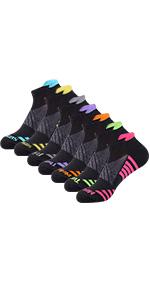 womens ankle athletic socks