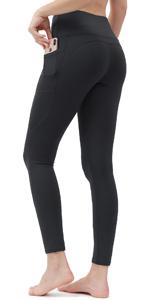 Yoga Leggings with Side Pockets