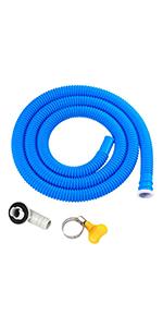 air conditioner drain hose kit
