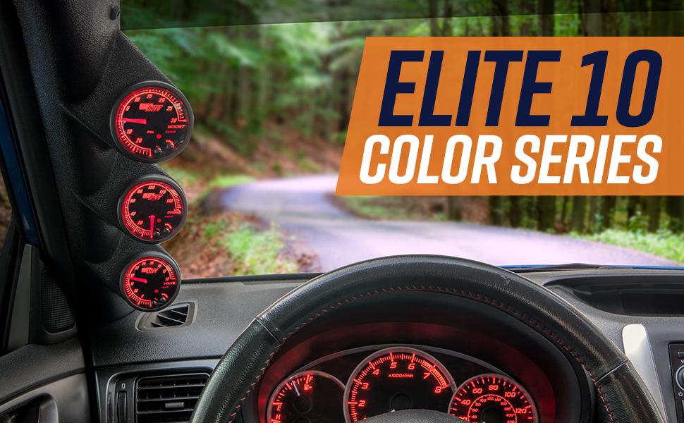 Elite 10 Color Series