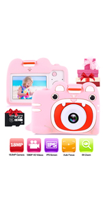 Camera Toy for Kids