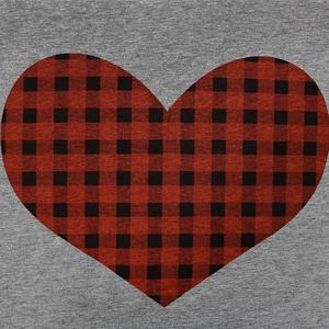 Plaid Love Shirt