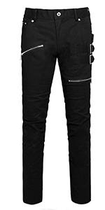 Gothic Punk Pants