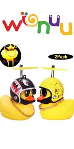 Yellow Duck Bike Bell