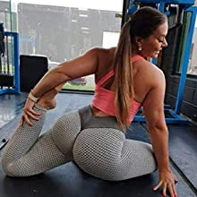 ruched butt leggings,high waisted workout leggings,womens compression leggings,booty lifting legging