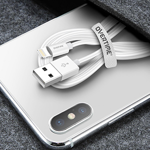 usb lightning cable ipad charger apple iphone  11 Pro Max XS XR X 8 Plus 7 6s 6 5C 5S 5 iPad