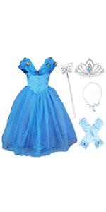 Flower Girls Princess Dress