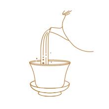 Puerh Tea Detox Tea Bags Loogse Weight