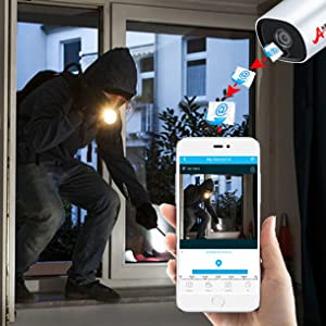 wifi security camera system