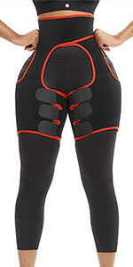thigh trimmer thigh shaper thigh bands for women and men compression thigh sleeves