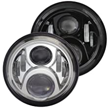 eagle lights led headlight for harley davidson motorcycle led headlight road king softail electra