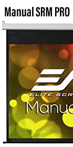elite screen manual B SRM PRO tab tension 2