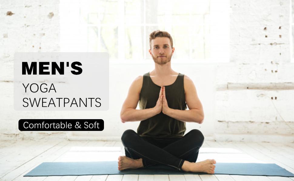 tall men yoga pants
