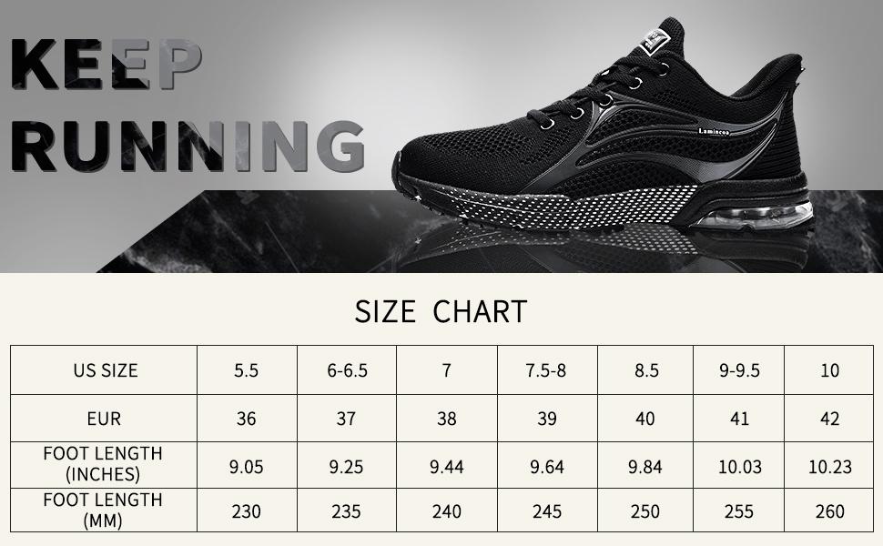 lightweight running shoes women black
