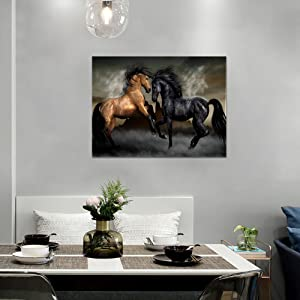 Horse Picture Wall Art