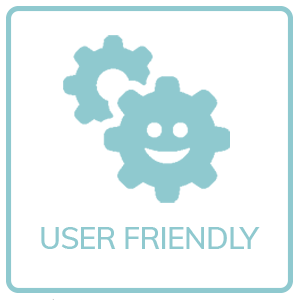 COMPATIBLE & USER-FRIENDLY