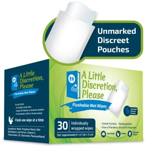 butt wipes