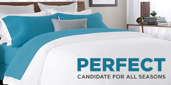 colors we provide in these percale sheet sets. These are preferably suitable for summers