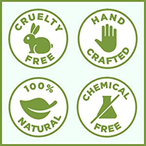 pureSCRUBS Lemongrass Body Scrub All Natural and Organic