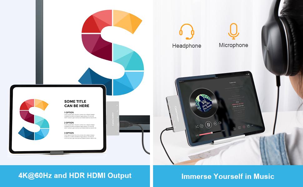 iPad Pro usb c hub