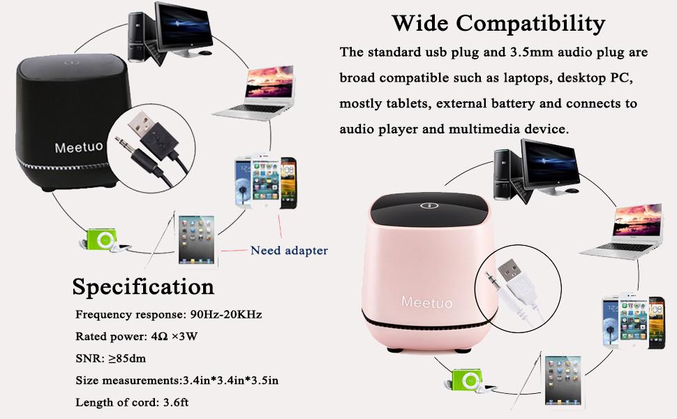 small desktop computer speaker