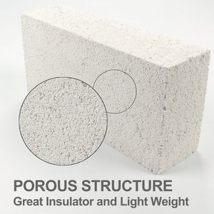 Fire Brick with Porous Structure