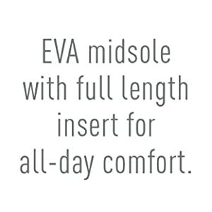 EVA midsole