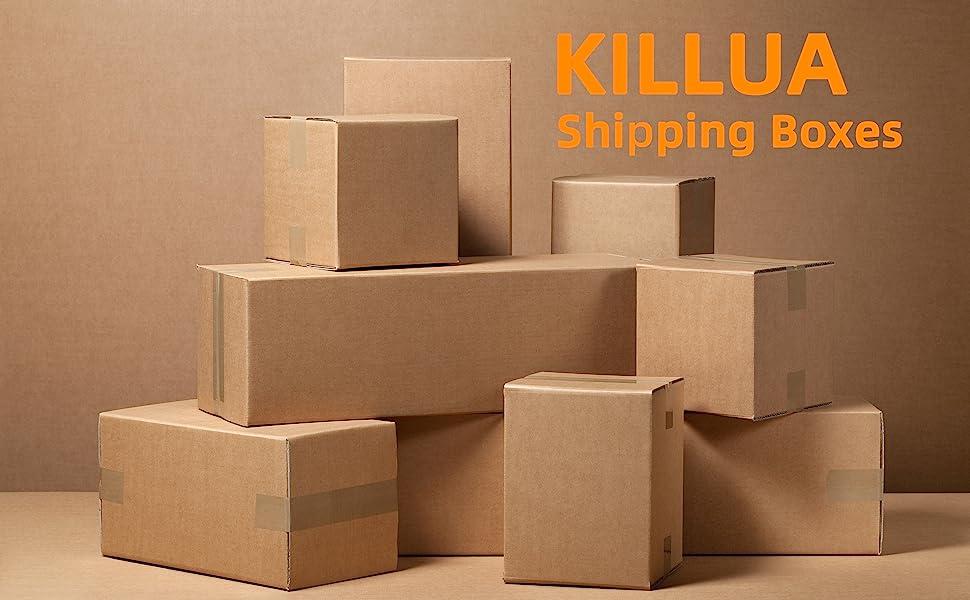 KILLUA Shipping Boxes