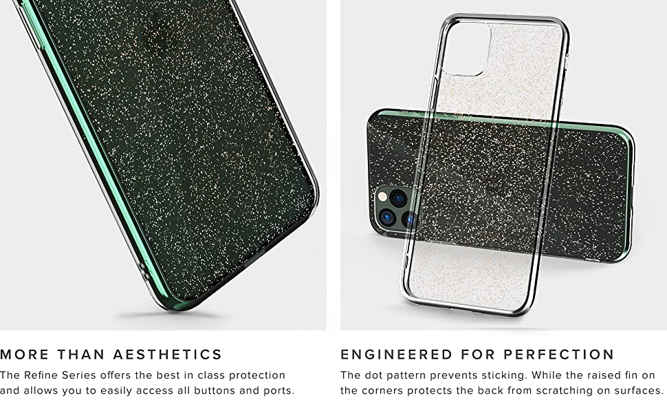 ZIZO REFINE iPhone 11 Pro Max. More than Aesthetics. Engineered for Protection.