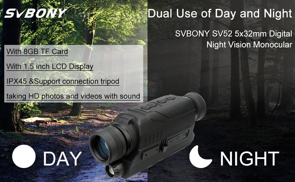 HD Digital Night Vision