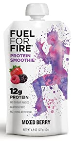 Fuel For Fire Mixed Berry
