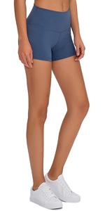 "4""  Yoga Shorts for Women"