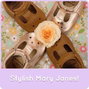 Baby Mary Janes Genuine Leather Soft Sole Girl Shoes Newborns Infants Babies and Toddlers T-Strap