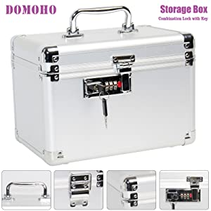 domoho combination box with key