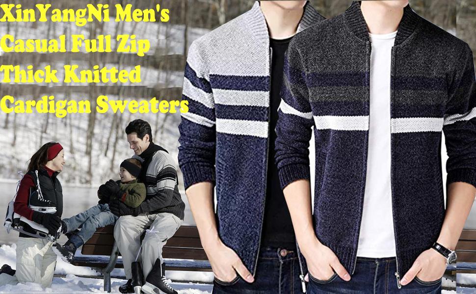 mens cardigan sweaters full zip sweater mens zip up sweater red cardigan men