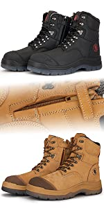 work boots rockrooster AK232Z AK245Z