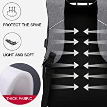 fashion backpack for men