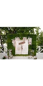 Wedding Garden Backdrops