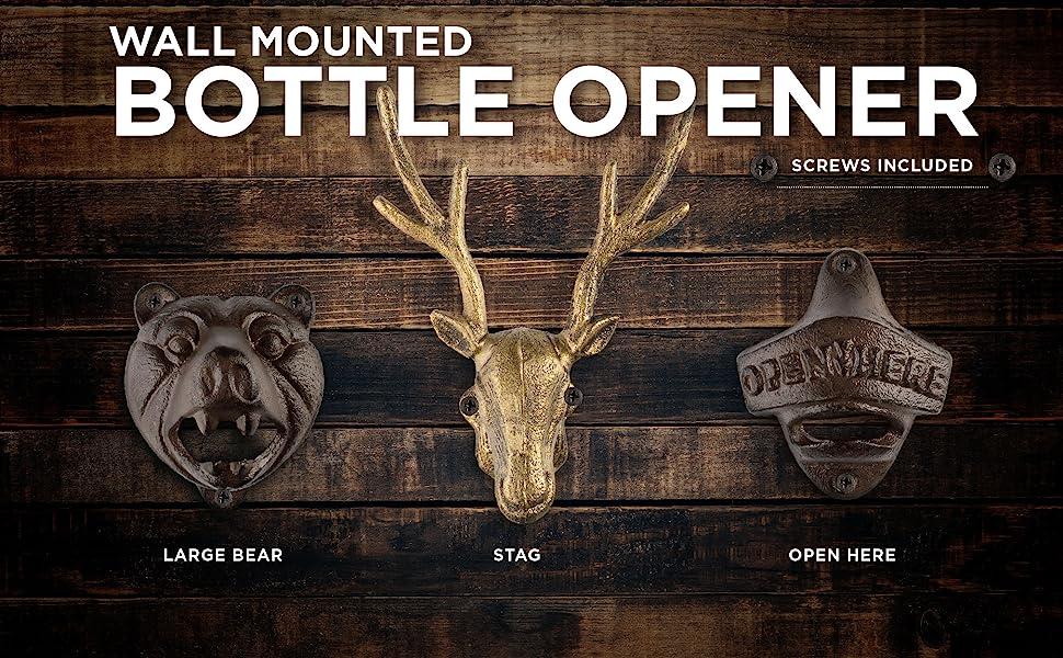 Large Bottle Openers