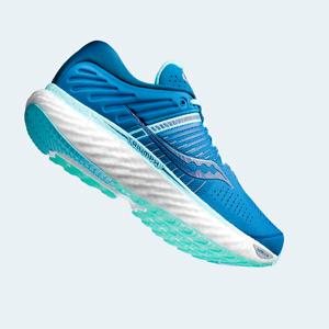 saucony triumph 17 road running shoe