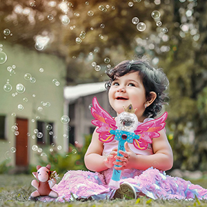 birthday bubble machine wedding bubble wand outdoor bubble toy  bubble wand for girl toddler