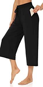 Womens Capri Pants
