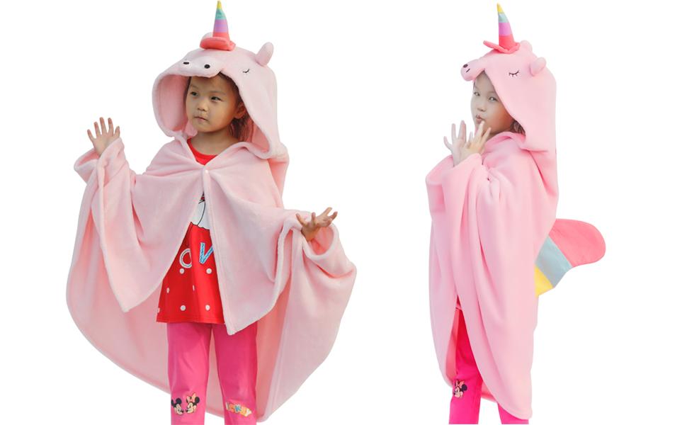 soft unicorn blanket for girls unicorn gifts for girl christmas gifts for girl boy stocking stuffers