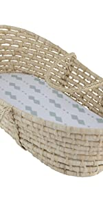 MOSES BASKET SHEETS