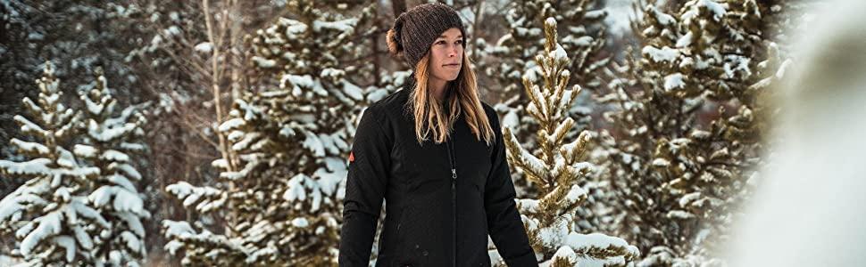 MW Sierra Women's Jacket Black