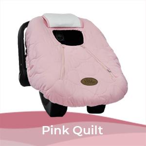 Cozy Cover Original Pink Quilt