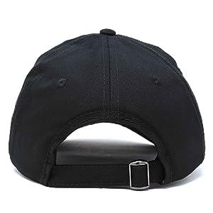 H-Black-Widow Adjustable Metal Buckle