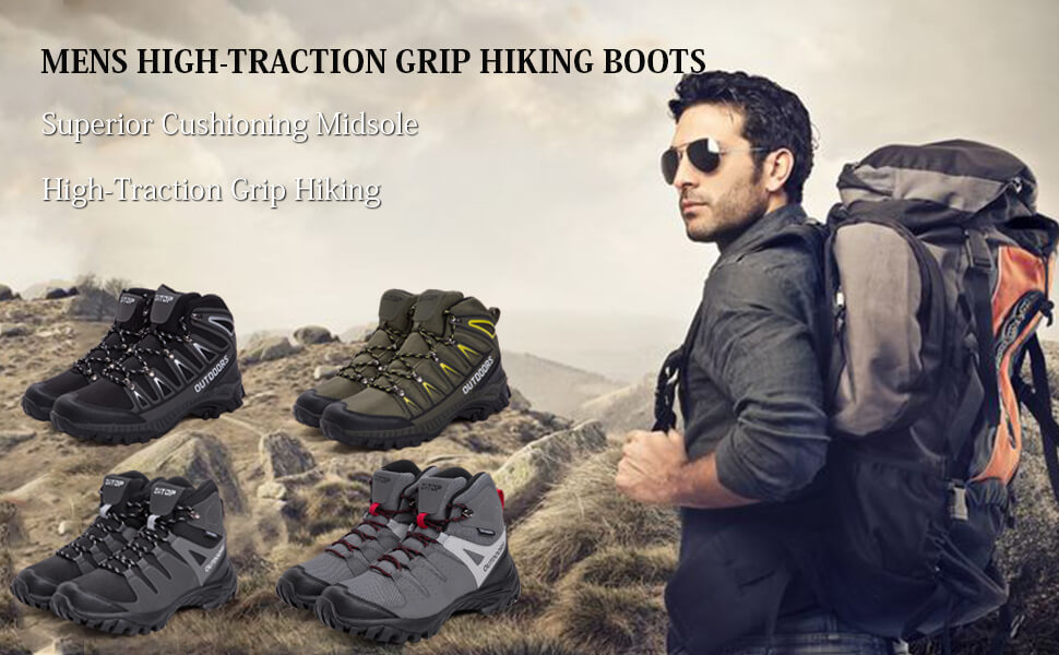 mens hiking boots